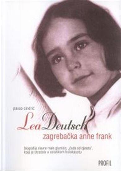 Picture of Pavao Cindric  : Lea Deutsch - Zagrebacka Anne Frank