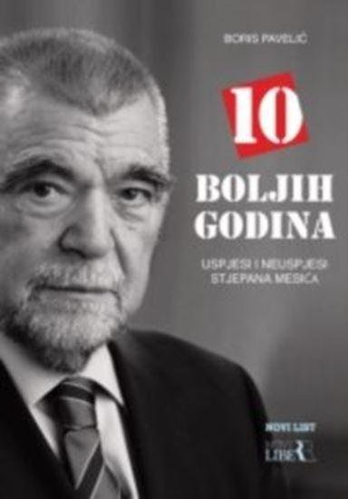 Picture of Boris Pavelić: Stjepan Mesić