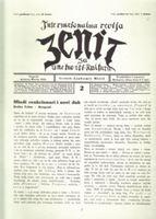 Picture of Ljubomir Micic, urednik: Zenit 2 - reprint