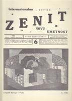 Picture of Ljubomir Micic, urednik: Zenit 6 - reprint