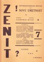 Picture of Ljubomir Micić, urednik: Zenit 7 - reprint