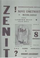 Picture of Ljubomir Micić, urednik: Zenit 8 - reprint