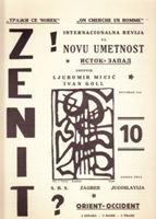Picture of Ljubomir Micić, urednik: Zenit 10 - reprint