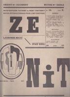 Picture of Ljubomir Micić, urednik: Zenit 13 - reprint