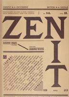 Picture of Ljubomir Micić, urednik: Zenit 14 - reprint