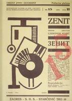 Picture of Ljubomir Micić, urednik: Zenit 15 - reprint