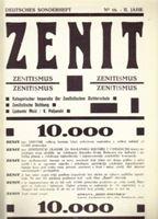 Picture of Ljubomir Micic, urednik: Zenit 16 - reprint