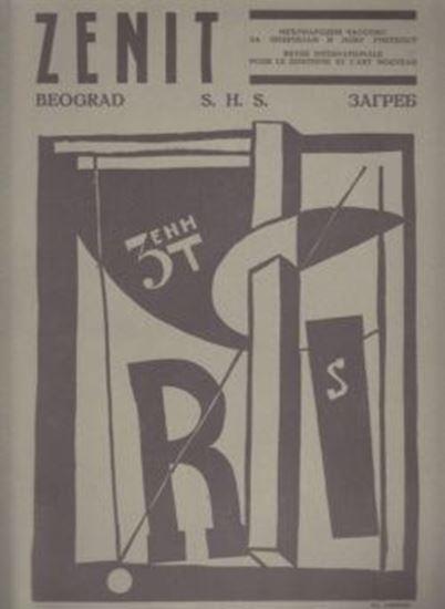Picture of Ljubomir Micic, urednik: Zenit 17 / 18 - reprint