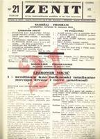 Picture of Ljubomir Micić, urednik: Zenit 21 - reprint