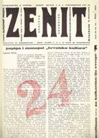 Picture of Ljubomir Micić, urednik: Zenit 24 - reprint