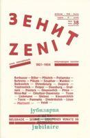 Picture of Ljubomir Micic, urednik: Zenit 38 - reprint