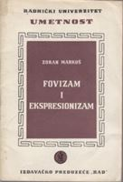 Picture of Zoran Markus: Fovizam i ekspresionizam