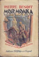 Picture of Pierre Benoit - naslovnica Milivoj Uzelac: Mormonka - slano jezero