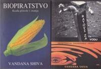 Picture of Vandana Shiva: Ratovi za vodu / Biopiratstvo