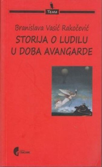 Picture of Branislava Vasic Rakocevic: Storija o ludilu u doba avangarde