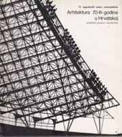 Picture of Ivo Maroević, autor izložbe: Arhitektura 70-ih godina u Hrvatskoj