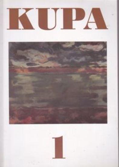 Picture of Boris Vrga, urednik: Kupa, broj 1.