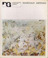 Picture of Zdenko Rus, izlozba i katalog: Marijan Detoni-retrospektiva 1927-1975
