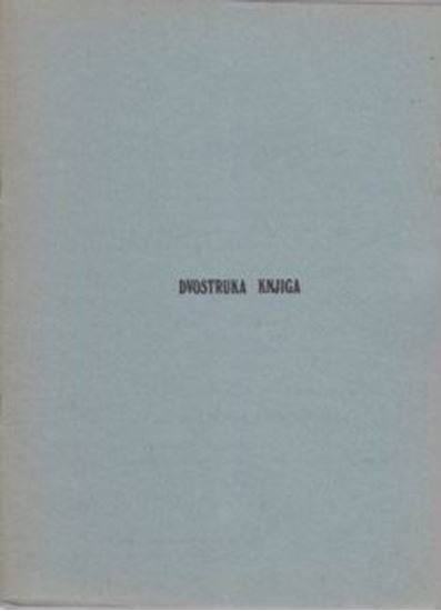 Picture of Vladimir Gudac i Josip Stosic: Dvostruka knjiga / Double Book