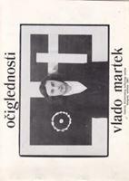 Picture of Vlado Martek: Ociglednosti