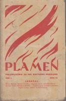 Picture of Miroslav Krleža, urednik: Plamen, broj 15.