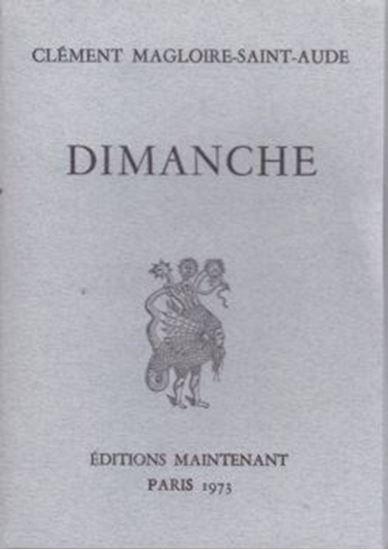 Picture of Clément Magloire-Saint-Aude: Dimanche