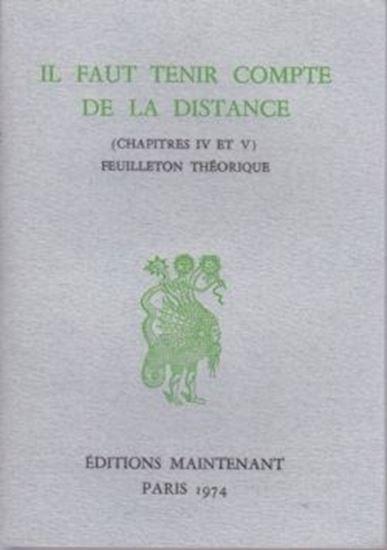 Picture of Il faut tenir compte de la distance (IV, V)