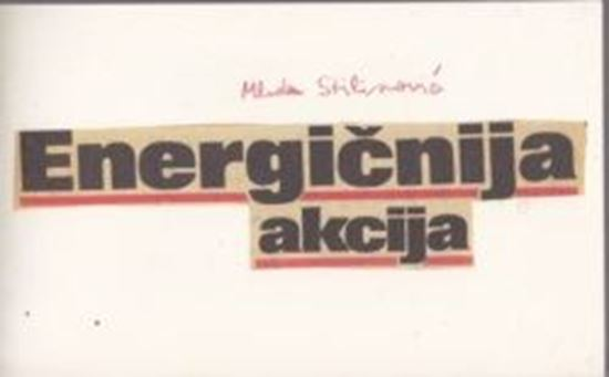 Picture of Mladen Stilinović: Energična akcija/ Vigorous action 1981