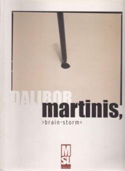 Picture of Dalibor Martinis: >brain - storm<