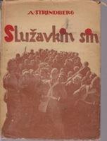 Picture of Johan August Strindberg: Služavkin sin, ovitak Pavle Bihaly
