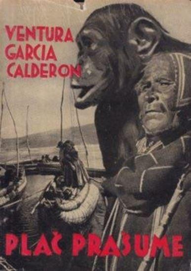Picture of Ventura García Calderón: Plac prasume