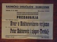 Picture of Radničko sveučilište, Dubrovnik: Hvar u Hektorovićevo vrijeme
