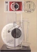 Picture of Laszlo Moholy-Nagy: Bauhaus - maksimum karta