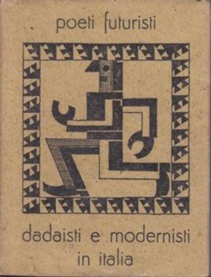 Picture of Glauco Viazzi and Vanni Scheiwiller: Poeti Futuristi Dadaisti e Modernisti in Italia