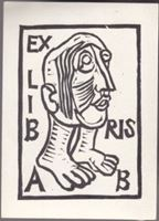 Picture of Antun Babic: Ex Libris