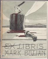 Picture of Oton Usaj : Ex Libris, Mark Buljan