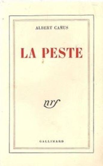 Picture of Albert Camus: La Peste