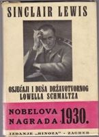 Picture of Sinclair Lewis: Osjecaji i dusa