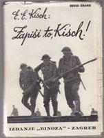 Picture of Egon Ervin Kisch: Zapisi to, Kisch