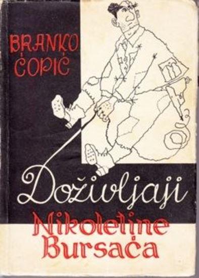 Picture of Branko Copic: Dozivljaji Nikoletine Bursaca