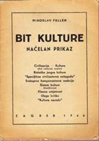 Picture of Miroslav Feller: Bit kulture