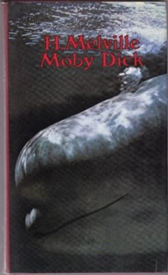 Picture of Herman Melville: Moby Dick
