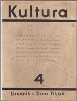 Picture of Đuro Tiljak, urednik: Kultura - broj 4.