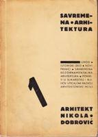 Picture of Nikola Dobrović: Savremena arhitektura 1-3