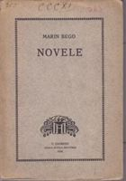 Picture of Marin Bego: Novele