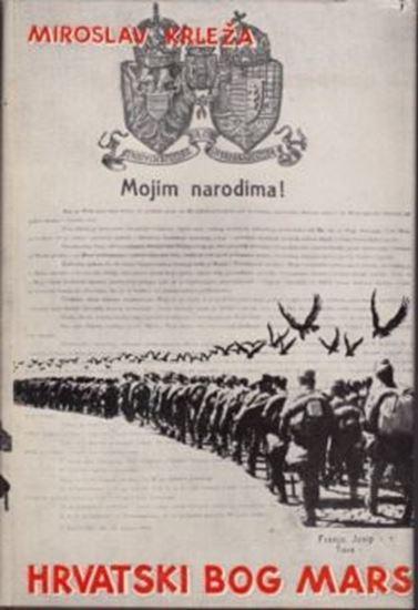 Picture of Miroslav Krleza: Hrvatski bog Mars