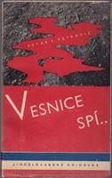 Picture of Petar Pecija Petrovic: Vesnice spí