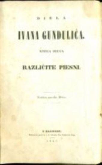 Picture of Vjekoslav Babukić, priredio: Različite piesni Ivana Gundulića