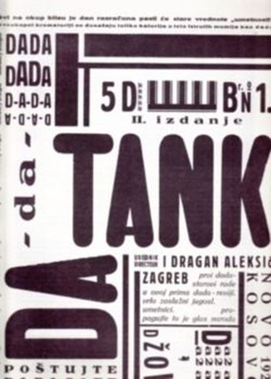 Picture of Dada Tank, 2. izdanje