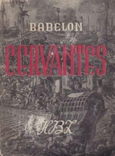Picture of Jean Babelon : Cervantes
